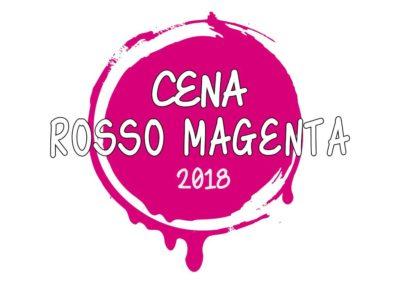 Cena Rosso Magenta